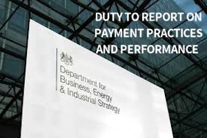 duty to report on payment practices and performance