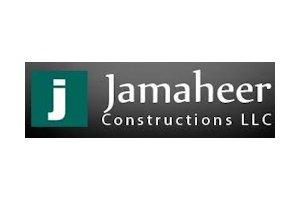 Jamaheer construction logo