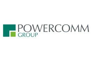 powercomm engineering logo