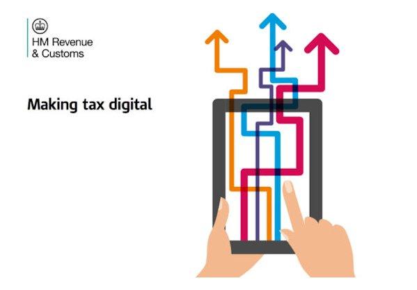 making digital tax illustration