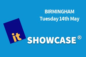 itSHOWCASE Live - Birmingham