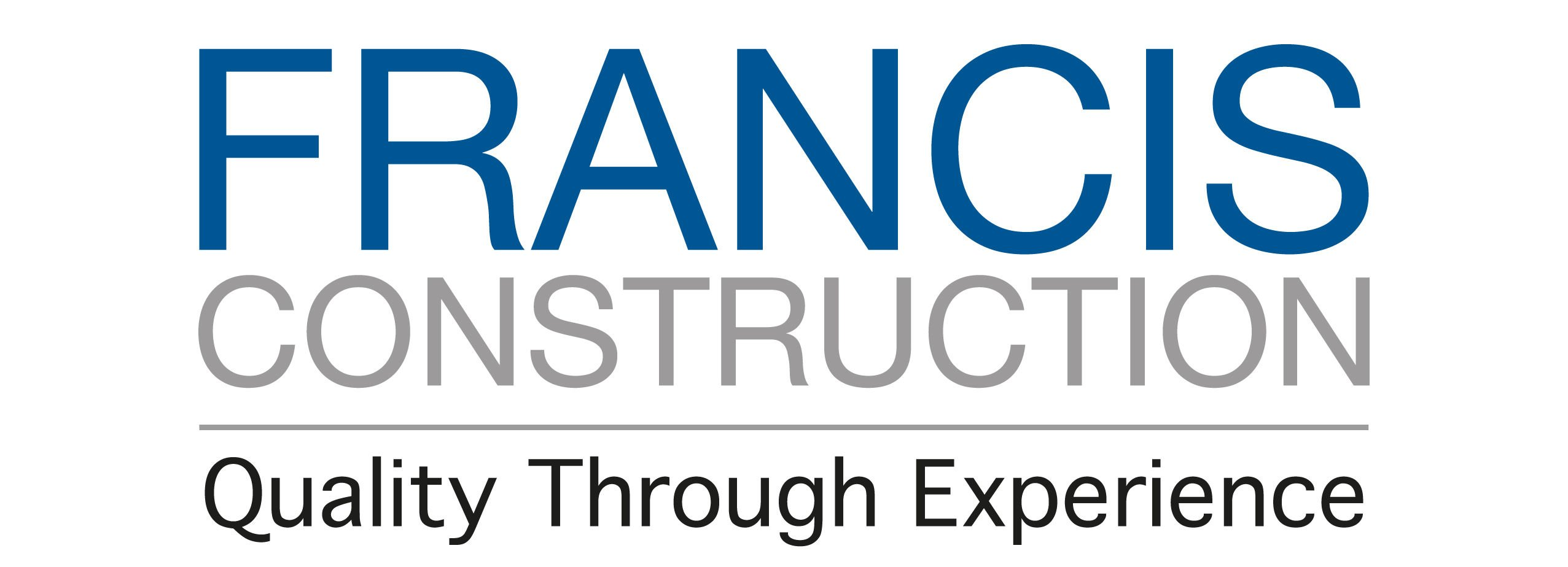 Francis Construction logo
