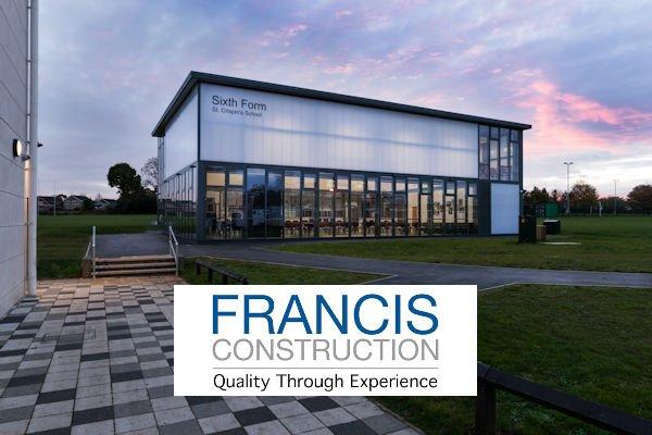 francis construction building