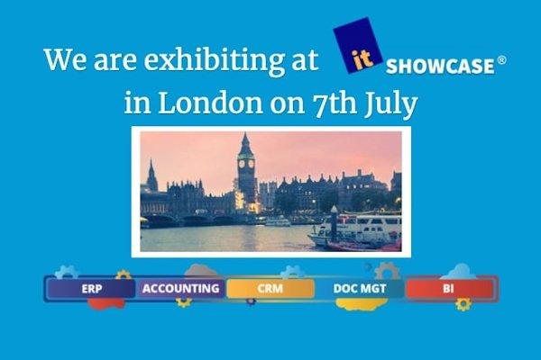 it showcase in london