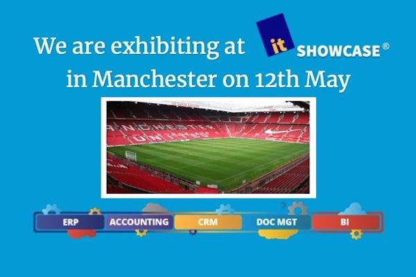 it showcase in Manchester