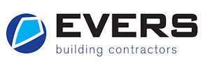evers building contractors logo