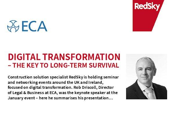 Digital transformation key to survival1