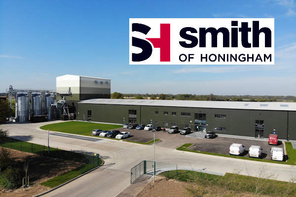 Smith of Honingham project