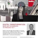 Digital transformation barriers