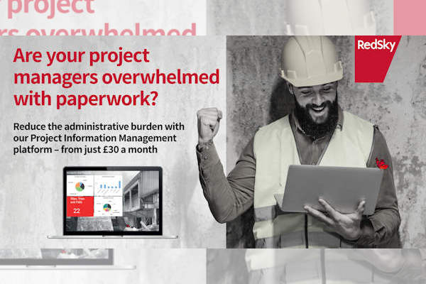 redsky project management software for construction