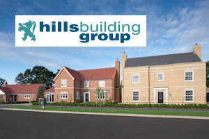 Photo of a houses built by Hills Building Group