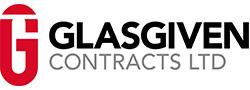 Glasgiven Contracts Ltd company logo.