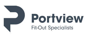 portview fit out specialist logo